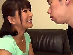 Japanese mom and son forbidden